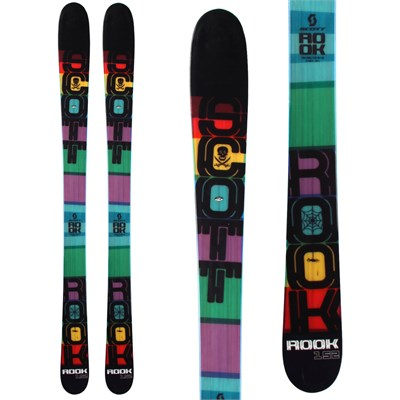 Scott Rook Skis - Kid's 2012