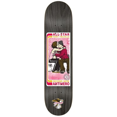 Anti Hero Vagrant All Stars Trujillo 8.5 Skateboard Deck