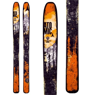 Atomic Atlas Skis 2014