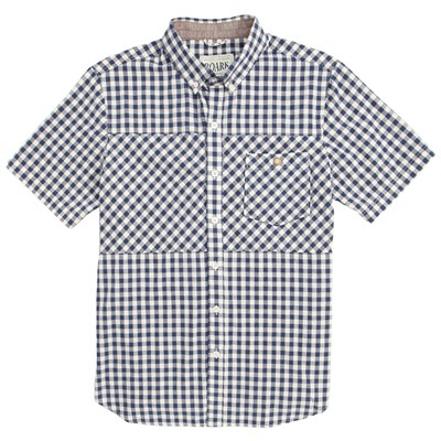 Roark Sigurdur Short-Sleeve Button-Down Shirt