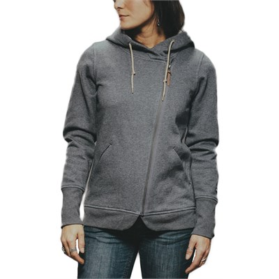 Holden Mara Zip Fleece Hoodie - Women's
