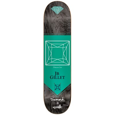 Cliche' X Diamond Gillet 8.1 Skateboard Deck