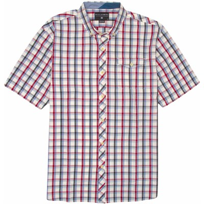 Billabong Pacific Short-Sleeve Button-Down Shirt