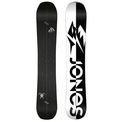 Jones Carbon Solution Splitboard 2015