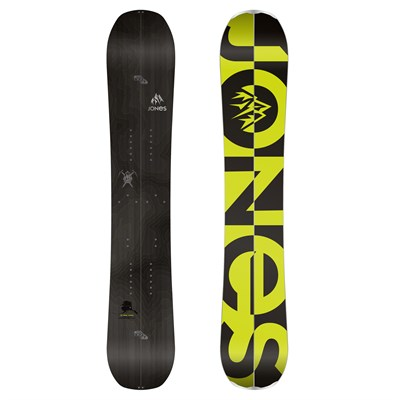 Jones Solution Splitboard 2015