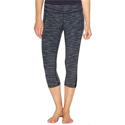 Lucy Hatha Capri Performance Active Legging - Women's