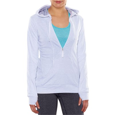 Lucy Sexy Sweat Half Zip Hoodie - Women's