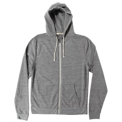 Threads for Thought Triblend Zip Hoodie