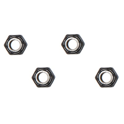 Thunder Skateboard Truck Axel Nuts 4-Pack
