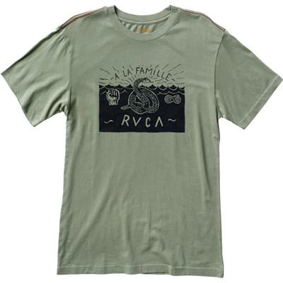 RVCA Famille T-Shirt