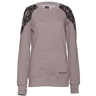Volcom Royal Pullover Crew Fleece - Women's