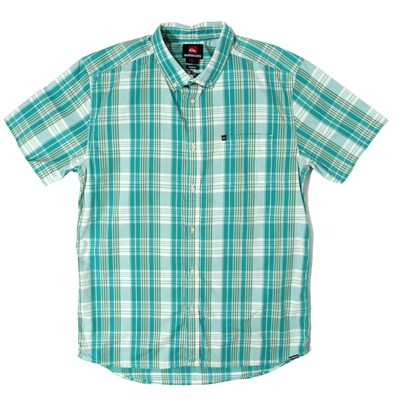 Quiksilver Tidal S/S Button Down Shirt