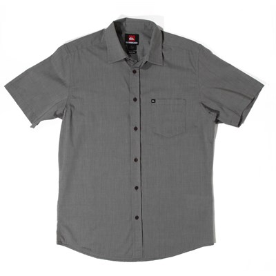 Quiksilver Allman S/S Button Down Shirt