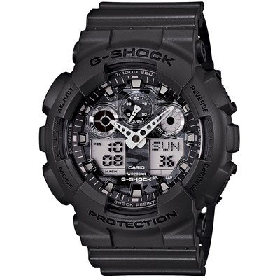 G-Shock GA-100 Camo Dial Watch