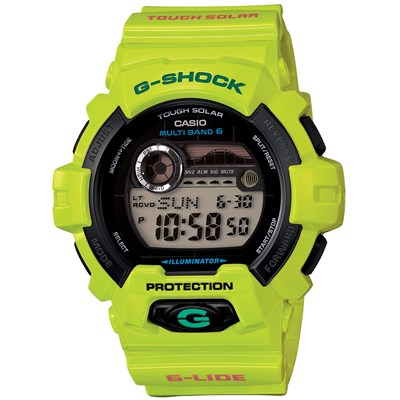 G-Shock GWX-8900 GLIDE with Tide Graph Watch