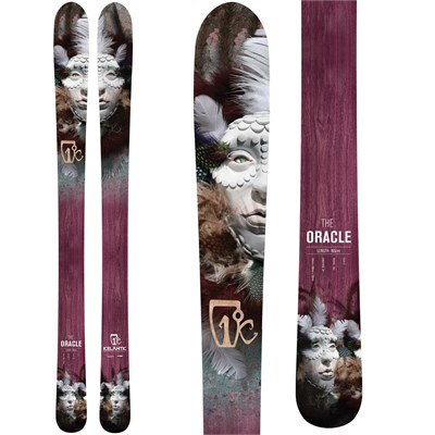 Icelantic Oracle Skis - Women's 2015