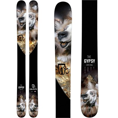 Icelantic Gypsy Skis 2015