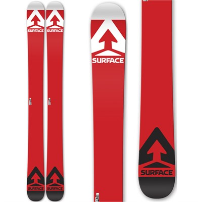 Surface Lab Skis 2015