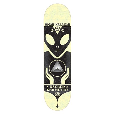 Alien Workshop Sacred Geometry Salazar 8.125 Skateboard Deck