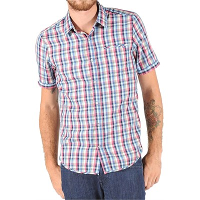 Volcom Randall Short-Sleeve Button-Down Shirt