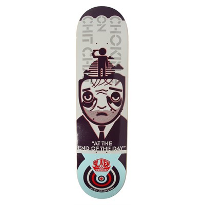 Alien Workshop Johnson Choking 8.125 Skateboard Deck