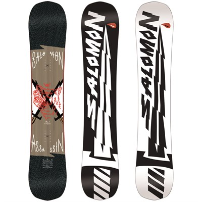 Salomon Assassin Snowboard 2015
