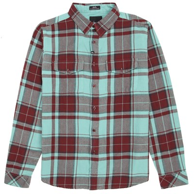Imperial Motion Parker Long-Sleeve Button-Down Flannel