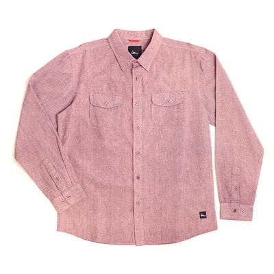 Imperial Motion Hardy Long-Sleeve Button-Down Shirt