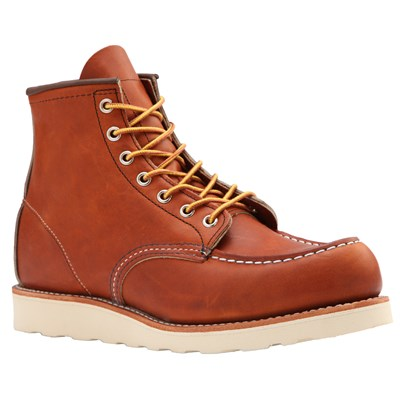 Red Wing 875 6-Inch Moc Boots