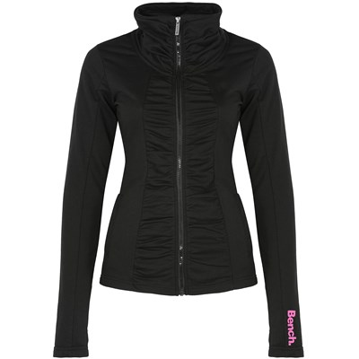Bench Check In Performance Zip Sweatshirt - Women's