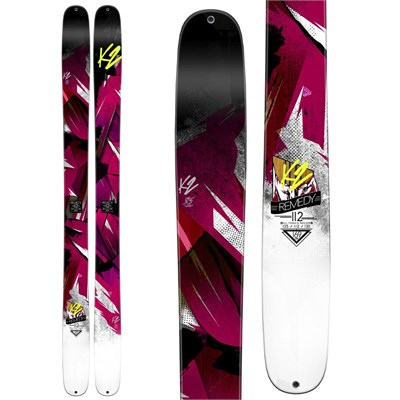 K2 Remedy 112 Skis - Women's 2015