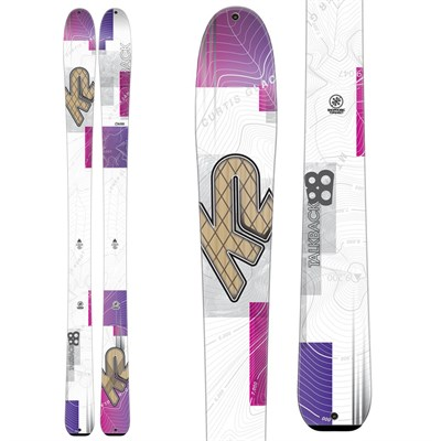 K2 Talkback 88 Skis - Women's 2015