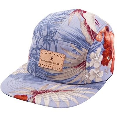 Spacecraft Aloha 5-Panel Hat