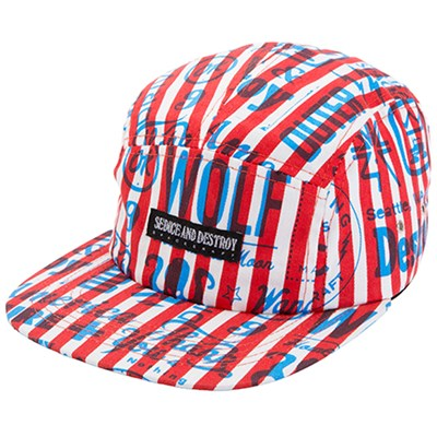Spacecraft Seduce & Destroy 5-Panel Hat