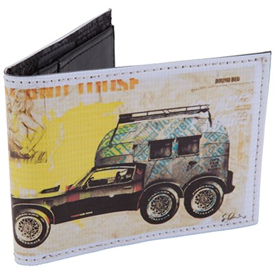 Spacecraft Savage Nights Wallet