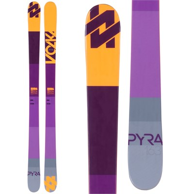Volkl Pyra Skis - Women's 2015