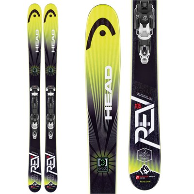 Head REV 105 Skis 2015