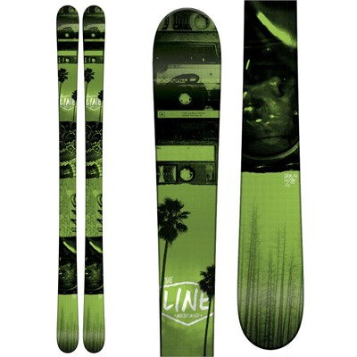 Line Skis Mr Pollard's Opus Skis 2015