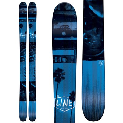 Line Skis Super Hero Skis - Boy's 2015