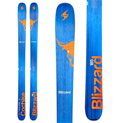 Blizzard Cochise Skis 2015