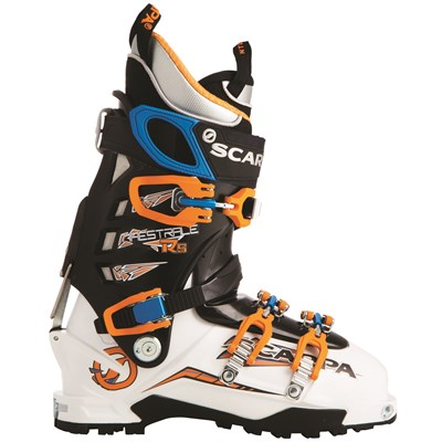 Scarpa Maestrale RS Alpine Touring Ski Boots 2015