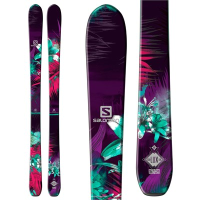 Salomon Q-88 Lux Skis - Women's 2015