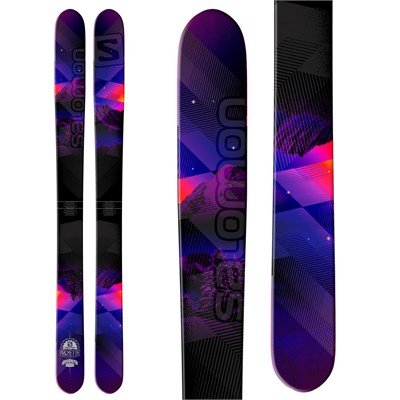 Salomon Rockette Skis - Women's 2015