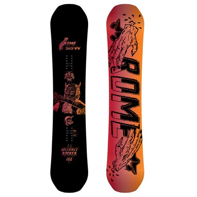 Rome Artifact Rocker Snowboard 2015