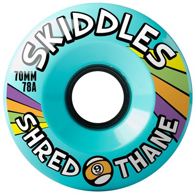 Sector 9 Skiddles 78a Shred Thane Longboard Wheels