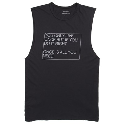 good hYOUman The Aguilera YOLO Tank Top - Women's
