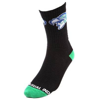 Casual Industrees Fan Brah Socks