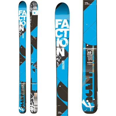 Faction Agent 100 Skis 2014