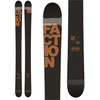 Faction Candide 3.0 Skis 2015