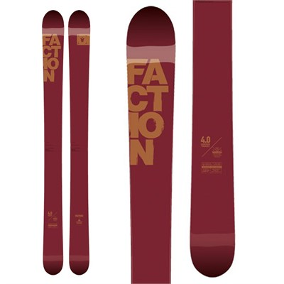 Faction Candide 4.0 Skis 2015